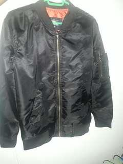 Instock Black leather jacket  *Brand new *chat to buy if int