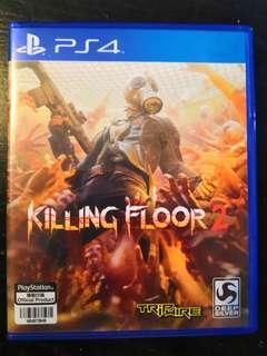 PS4 Used Game Killing Floor 2