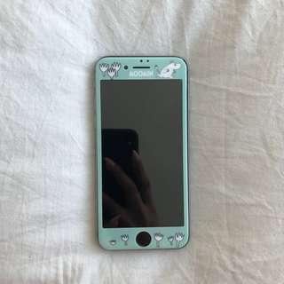 32GB iPhone 6S + Cases