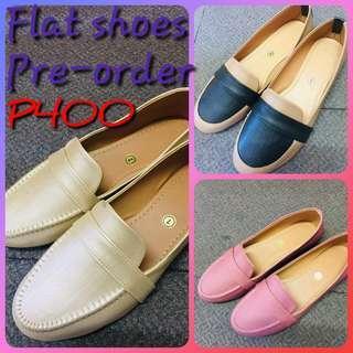 Liliw flat shoes
