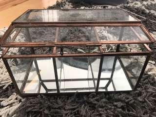 Glass Decor box