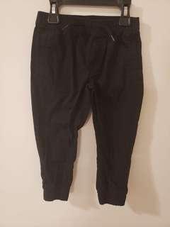 Toddler girl jogger pants