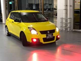 Suzuki Swift Sport 1.6 VVT 6-speed - Plus Manual