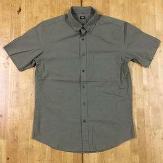 (M) UNIQLO Casual Shirt