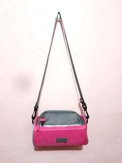 Pink Bike bag