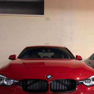 BMW rental
