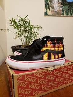 Vans x Thrasher Sk8-Hi Pros