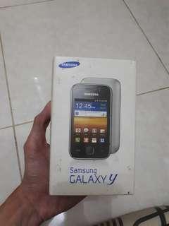 Samsung Galaxy Young 1st Gen