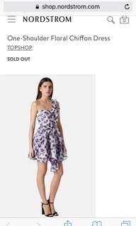TOPSHOP DRESS- NORDSTROM