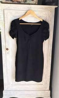(Used) BRANDED H&M Little Black Dress