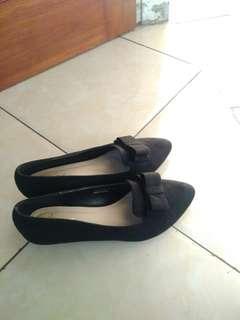 Dijual sepatu merk donatello baru sekali pake