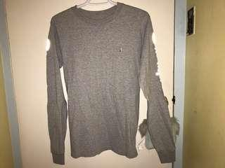 Champion Grey Long Sleeve