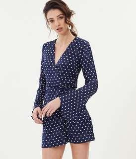 Lulu and Rose Anya Wrap Dress