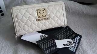 SALE!!! Brand new Love Moschino wallet