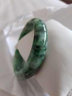 Jade Bangle 60mm