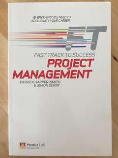 """AS NEW! """"Project Management"""""""