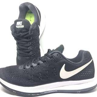 ORI Nike Zoom Pegasus33 - Black White #Jan25