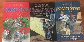 🚚 Enid Blyton Secret Seven