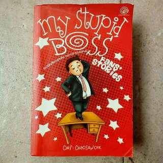 Buku My Stupid Boss Fans Stories