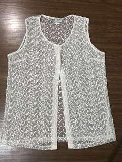 Lace White top.