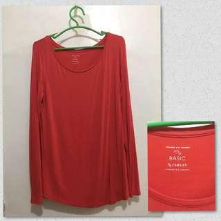 Camaieu long sleeved blouse