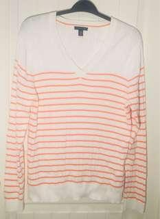 Tommy Hilfiger V-Neck Sweater XXL