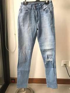 🚚 Lee Jeans Mid Licks