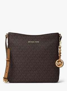 NEW WITH TAG MICHAEL KORS JET SET TRAVEL LARGE MESSENGER BAG