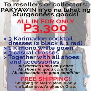 Karimadon Cocktail dresses, gown and much more WHOLESALE!