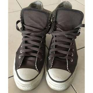 Converse All Star Classic High Top (Grey)