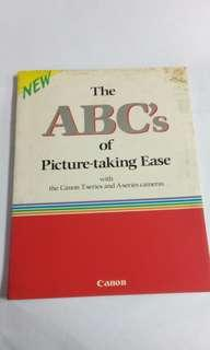 The ABC of Picture taking Ease