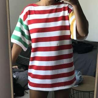 Tshirt jumper