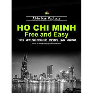 Ho Chi Minh Free and Easy All-In Tour