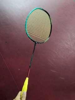 Badminton Racquet astrox 88s 20lbs