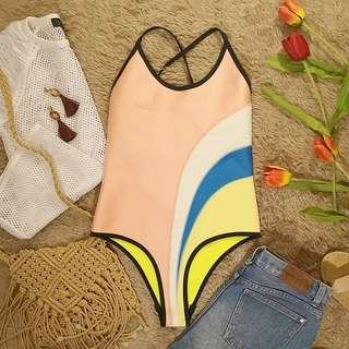 AUTHENTIC Triangl Swimsuit
