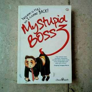 Buku My Stupid Boss 3