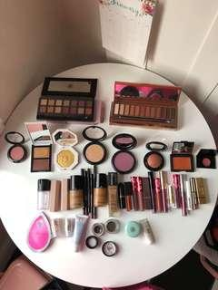 Assorted makeup (MAKE A OFFER)