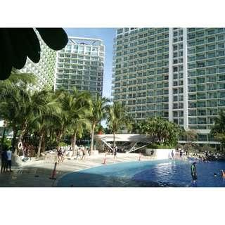 Enjoy beach at Azure Residences in Taguig