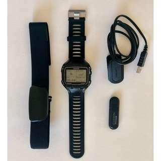 USED Garmin Forerunner 910XT with Heart Rate Monitor