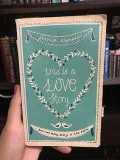 This Is A Love Story book