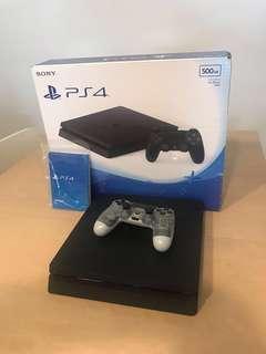 Sony PS4 500 GB Slim