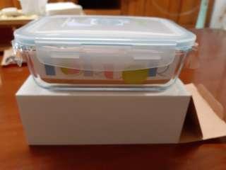 🚚 玻璃保鮮盒