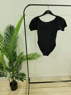 Black Stretchy Swimsuit