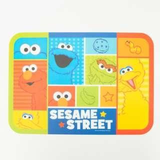 全新芝麻街餐枱墊 Sesame Street Placemat