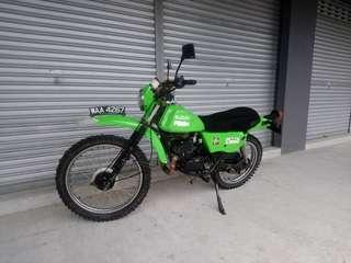Suzuki TS125 ER