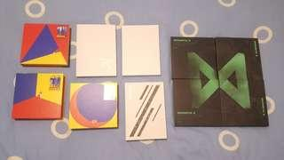 Cheap Kpop Albums + Photocards (Monsta X)