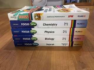 Focus Spm Books