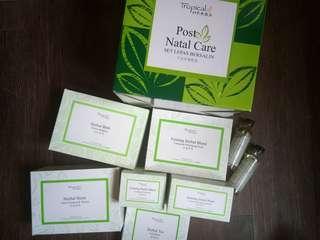 Set Pantang Tropical Herbs Amway