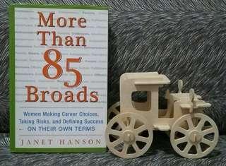 More than 85 Broads