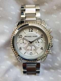 Michael kors silver watch